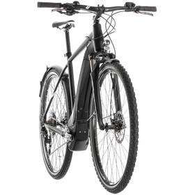 Cube Cross Hybrid Race 500 Allroad, black'n'white